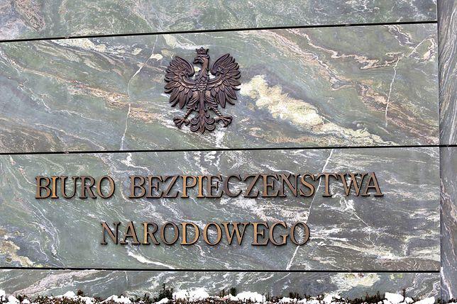 Siedziba BBN w Warszawie