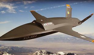 USA chce napędzać sztuczną inteligencją drony takie jak XQ-58A Valkyrie