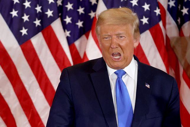 Donald Trump przegrywa z Bidenem, ale wszystko się jeszcze może zdarzyć
