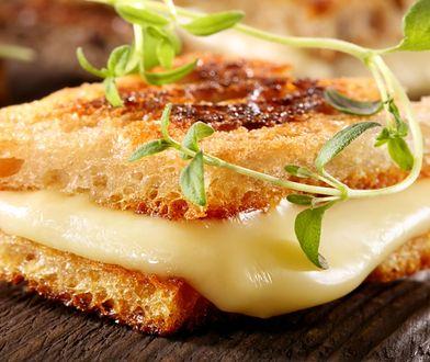 Jaki ser, taka… sałatka
