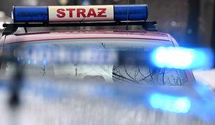Katowice: ewakuacja mieszkańców bloku na osiedlu Tysiąclecia. Podejrzane chemikalia w jednym z mieszkań