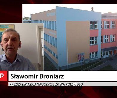 """Sławomir Broniarz apeluje ws. testów dla nauczycieli. """"Zdrowie jest ważniejsze od aspektu ekonomicznego"""""""