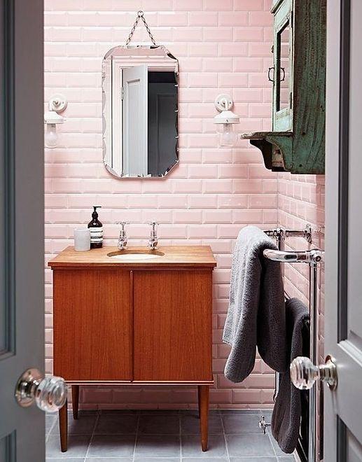 Modna łazienka według Instytutu Pantone