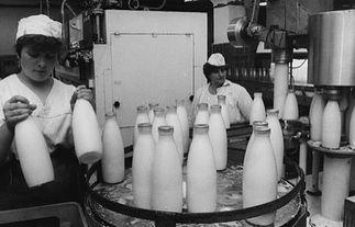 Mleko ze szklanej butelki smakowało inaczej…