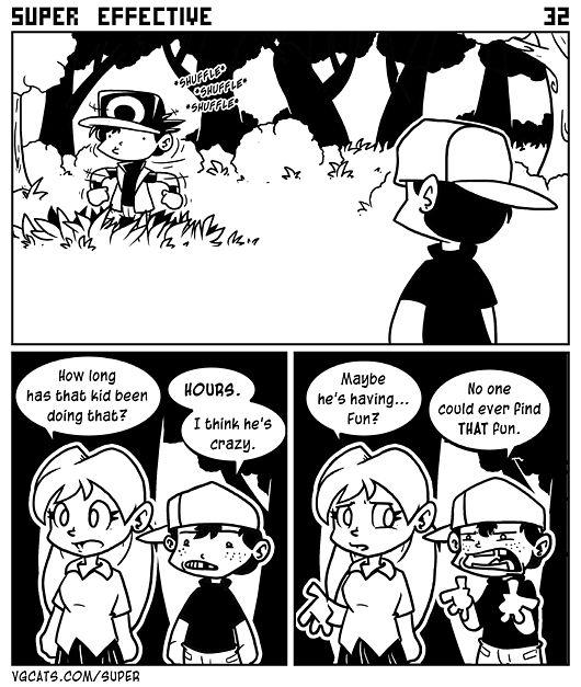"""Dla każdego kto pyta """"a po co!?"""". A po co się łapie Pokemony przez 4 godziny z rzędu w jednym kawałku trawy? For fun!"""