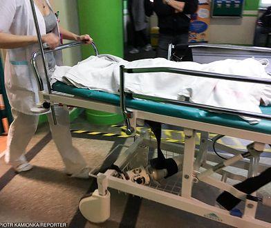 Tragedia w Szpitalu Specjalistycznym w Jaśle. Rodzina obwinia lekarzy za śmierć 57-letniej pacjentki