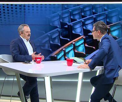 """Wybory parlamentarne 2019. """"Jest na mnie 'ban' w TVP Info z polecenia Kaczyńskiego"""""""