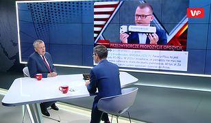 Incydent w studiu TVP Info z udziałem polityka PiS. Tomasz Siemoniak komentuje