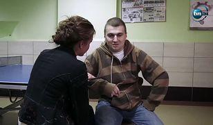 Piotr ma niepełnosprawność umysłową i wyrok na 25 lat więzienia. Zdaniem sądu, popełnił zbrodnię doskonałą