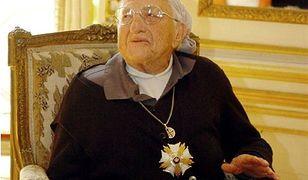 Zmarła siostra Emmanuelle, belgijska matka Teresa