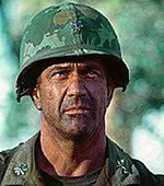 Mel Gibson atakuje wojnę
