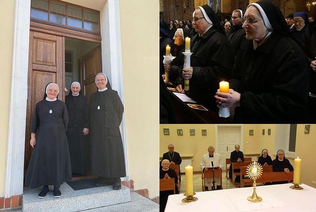 Siostry zakonne z Poznania