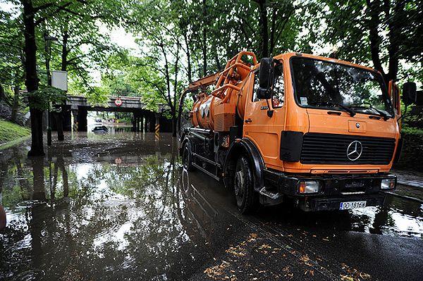 Gdańsk szykuje się na powódź. Mieszkańcy chcą poczucia bezpieczeństwa