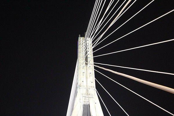 Most Siekierkowski najbardziej oblegany przez stołecznych kierowców