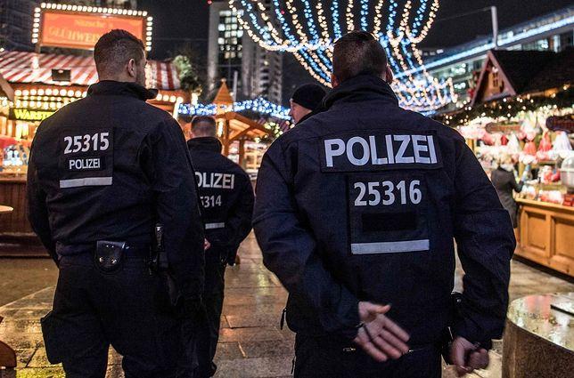 Samochód staranował drzwi wejściowe do centrali SPD w Berlinie