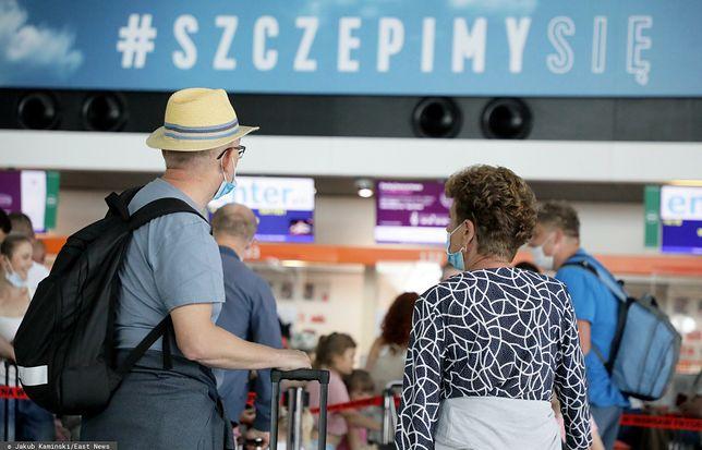 Koronawirus w Polsce. Kwarantanna może nie być skuteczna w walce z Deltą