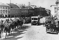 17 września 1939 Armia Czerwona zaatakowała Polskę