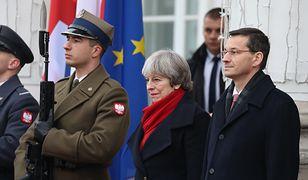 Podczas dzisiejszego spotkania w Warszawie premierzy podpiszą polsko-brytyjski traktat obronny