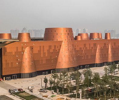 Muzeum Tianjin przypominać ma przemysłową przeszłość miasta