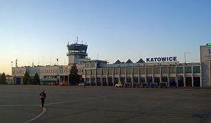Terminal portu lotniczego Katowice