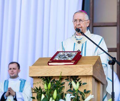 Przewodniczący Konferencji Episkopatu Polski abp Stanisław Gądecki