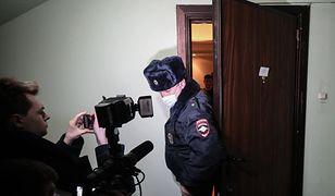 Rosja. Sprawa Aleksieja Nawalnego. Zatrzymania i przeszukania mieszkań