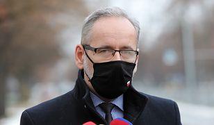 Minister Adam Niedzielski: chcemy złożyć zamówienie na dodatkową pulę szczepionek od Moderny