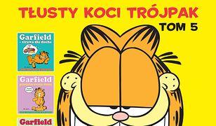 Garfield. Tłusty koci trójpak, Tom 5