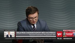 """Katastrofa smoleńska. Ryszard Czarnecki mówi o """"wrzutce"""" Rosji. Twierdzi, że czas ma tu znaczenie"""