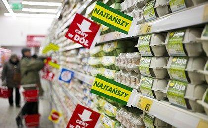 Koszyk Wirtualnej Polski. Carrefour dołącza do czołowej dwójki. Auchan i Simply cały czas najtańsze
