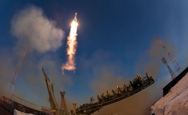 Rakietę Sojuz 2.1b wystrzelono o godz. 6.41 w Polsce