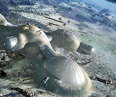 Kilka mocarstw ma plany dotyczące kolonizacji Księżyca