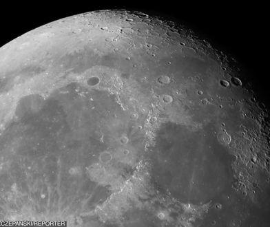 Księżyc jest źródłem wielu wartościowych pierwiastków takich jak Hel-3