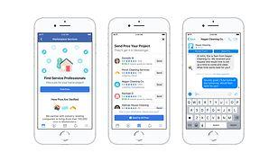 Facebook Marketplace pozwoli znaleźć fachowców