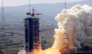 Chińczycy nie rozpoznali rakiety swojej agencji kosmicznej