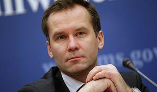 Prokurator Tomasz Szafrański.