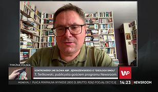 """Tomasz Terlikowski o słowach abp. Marka Jędraszewskiego. """"Jest przeciwskuteczny"""""""