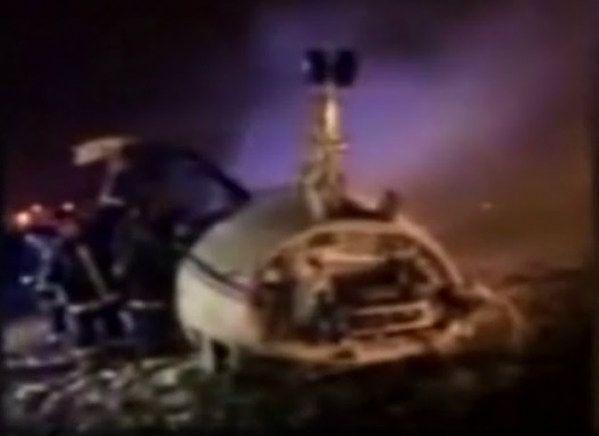 Samolot szefa Totala rozbił się o pług. Lotniskowy kierowca był pijany