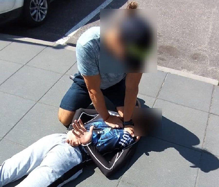 Napad na sklep w Kole. Zatrzymanie 17-latka