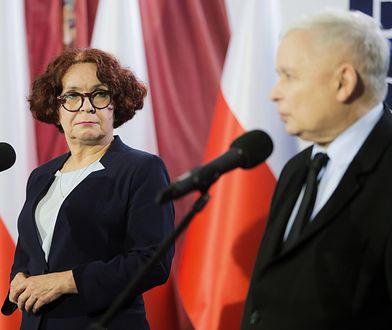 Kruk leci do Brukseli. Kolejny kandydat PiS nie chce objąć jej mandatu