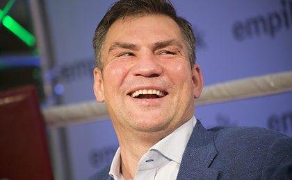 Nowy biznes Dariusza Michalczewskiego. Były bokser wystartował z ofertą internetu satelitarnego
