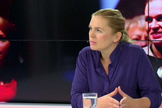 """Barbara Nowacka była twarzą inicjatywy """"Ratujmy Kobiety"""""""