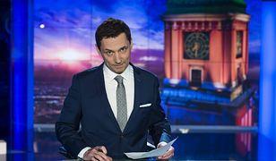 Kontrowersyjny pasek TVP to nie jedyne problemy Krzysztofa Ziemca w ostatnim czasie