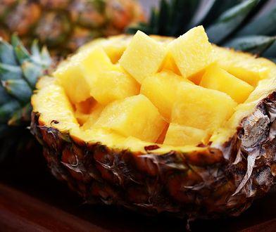 Jeśli ananas, którego kupiłeś, nie jest dość słodki, nie musisz się martwić