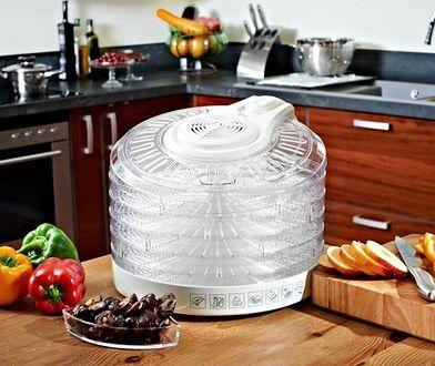 Suszarka spożywcza to urządzenie o wielu zastosowaniach w kuchni