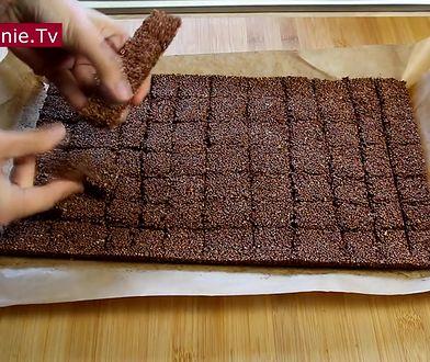 Przepis na domowe czekoladki z amarantusem