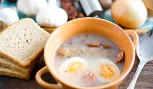 Żurek Magdy Gessler to tradycyjna potrawa idealna na świąteczny stół