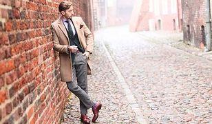 Mężczyzna modny także zimą. W tym każdy wygląda dobrze!