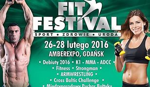 Fit Festival 2016 - znamy program imprezy