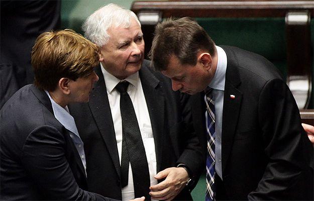 PiS wycofuje projekt ws. podwyżek wynagrodzeń m.in. dla premiera i ministrów